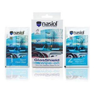 GlasShield tīrītājs